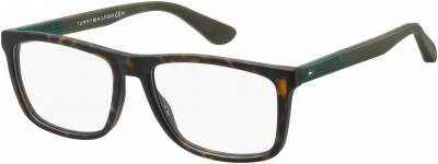 TOMMY HILFIGER TH 1561 style-color Dark Havana 0086