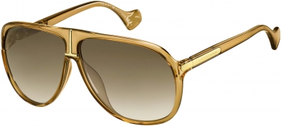 TOMMY HILFIGER TH ZENDAYA style-color Crystal Honey Gold 0FT4