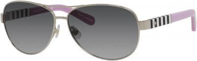 KATE SPADE DALIA/S US style-color Silver 0YB7/Y7 / Gray Gradient Lens