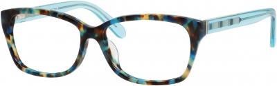 KATE SPADE DEMI/F style-color Teal Havana Teal 0FB1