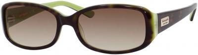 KATE SPADE PAXTON/N/S US style-color Tortoise Kiwi 0DV2/Y6