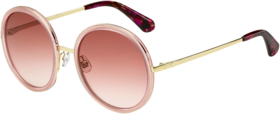 KATE SPADE LAMONICA/S style-color Pink Gold 0S45 / pink gradient lens