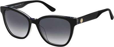 JUICY COUTURE JU 603/S style-color Black 0807
