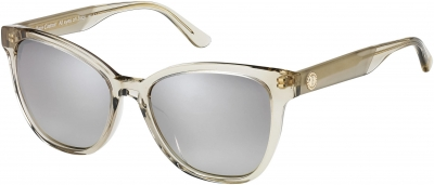 JUICY COUTURE JU 603/S style-color Brown Crystal 0YL3