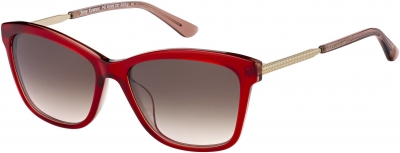 JUICY COUTURE JU 604/S style-color Opal Burgundy 0LHF
