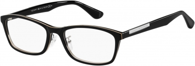TOMMY HILFIGER TH 1580/F style-color Black Multi - C 0SDK
