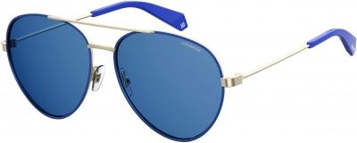 POLAROID CORE PLD 6055/S style-color Blue 0PJP