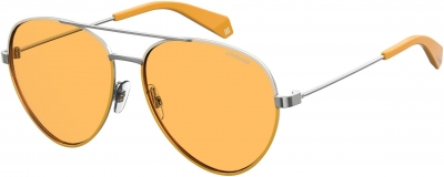 POLAROID CORE PLD 6055/S style-color Yellow 040G