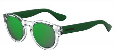 HAVAIANAS TRANCOSO/M style-color Crystal Green 0QTT / green multi