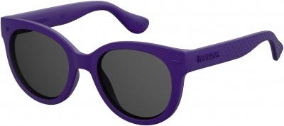 HAVAIANAS NORONHA/S style-color Violet 0FKI / gray lens