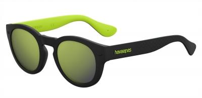 HAVAIANAS TRANCOSO/M style-color Black Green 07ZJ
