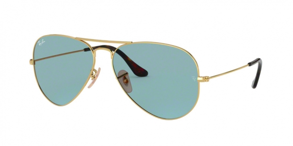 RAY-BAN RB3025 AVIATOR LARGE METAL style-color 919262 Gold