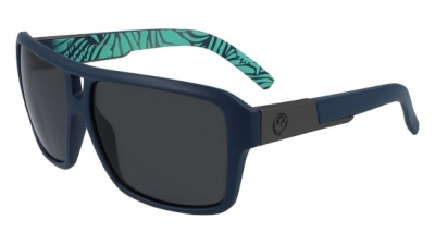 DRAGON DR THE JAM LL style-color (419) Matte Navy / Tropics / Ll Smoke