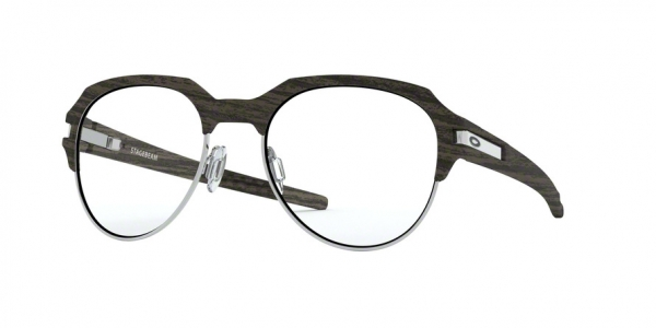 OAKLEY OX8148 STAGEBEAM style-color 814804 Woodgrain
