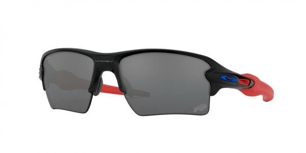 OAKLEY FLAK 2.0 XL OO9188 style-color 9188C0 Buf Matte Black