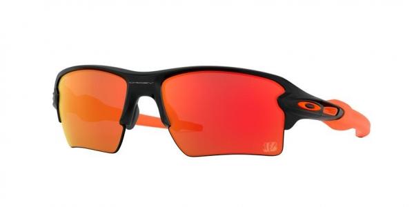 OAKLEY FLAK 2.0 XL OO9188 style-color 9188C3 Cin Matte Black