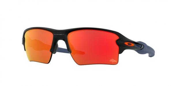 OAKLEY FLAK 2.0 XL OO9188 style-color 9188C6 Den Matte Black