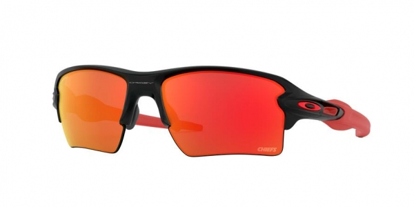 OAKLEY FLAK 2.0 XL OO9188 style-color 9188D2 KC Matte Black