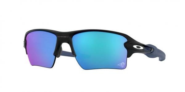OAKLEY FLAK 2.0 XL OO9188 style-color 9188D4 Lar Matte Black