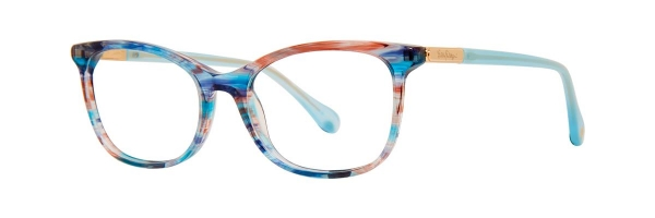 LILLY PULITZER GALENA style-color Aqua GALN