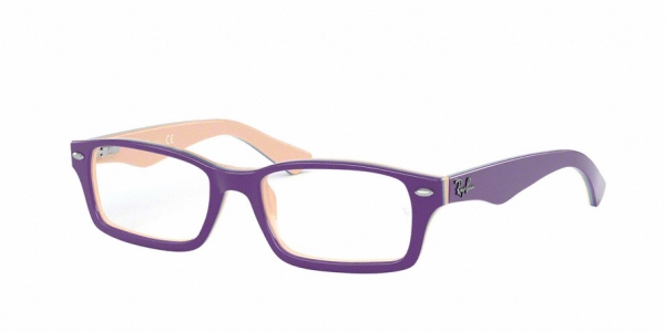 RAY-BAN RY1530 style-color 3818 Top Violet ON Pink / Blue