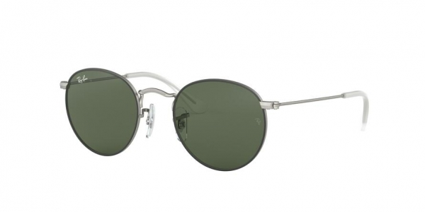 RAY-BAN RJ9547S style-color 277/71 Top Rubber Black ON Silver