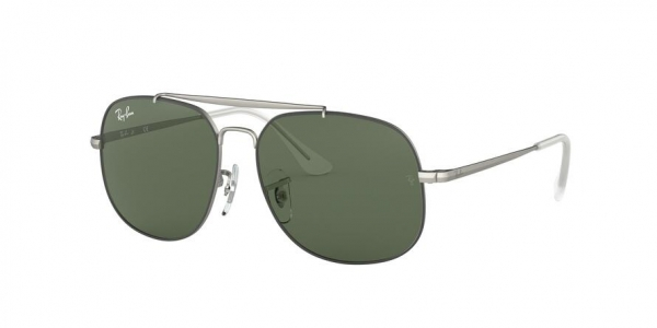 RAY-BAN RJ9561S style-color 277/71 Top Rubber Black ON Silver