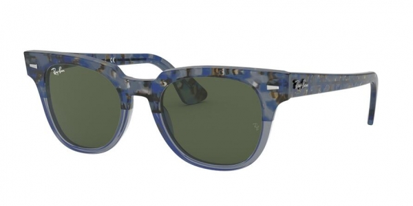 RAY-BAN RB2168 METEOR style-color 128831 Gradient Havana Blue