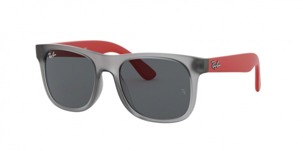 RAY-BAN RJ9069S style-color 705987 Rubber Trasp Grey