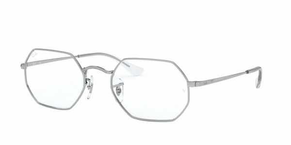 RAY-BAN RX6456 style-color 2501 Silver
