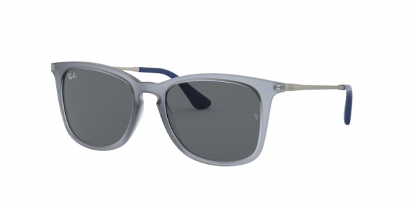 RAY-BAN RJ9063S style-color 705887 Rubber Trasparent Grey