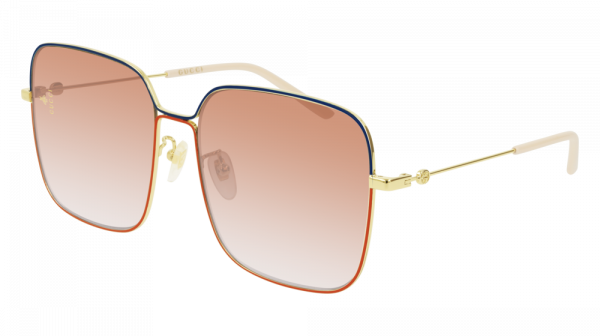 GUCCI GG0443S style-color Gold 005