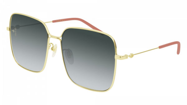 GUCCI GG0443S style-color Gold 001