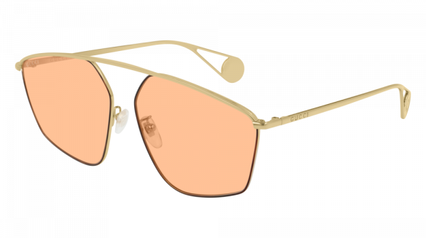 GUCCI GG0437SA ASIAN FIT style-color Gold 003