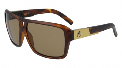 DRAGON DR THE JAM LL style-color (245) Matte Tortoise / Ll Brown