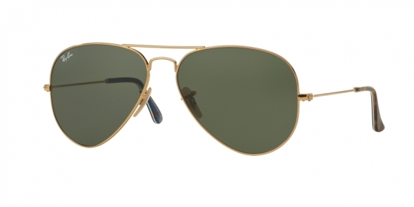 RAY-BAN RB3025 AVIATOR LARGE METAL style-color 180 Gold