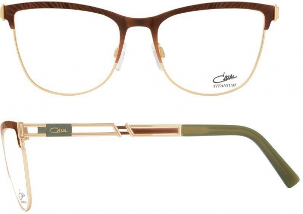 CAZAL 4257 style-color 004 Brown - Moss
