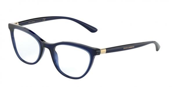 DOLCE & GABBANA DG3324F ASIAN FIT style-color 3094 Opal Blue