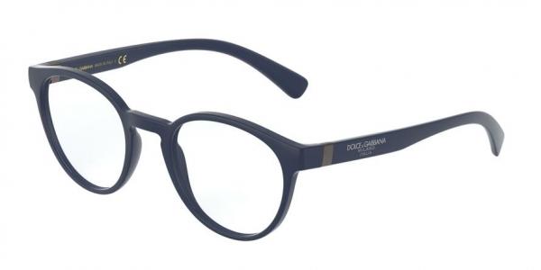 DOLCE & GABBANA DG5046 style-color 3017 Matte Blue