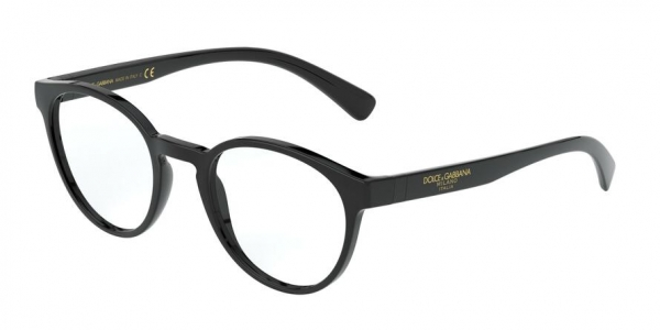 DOLCE & GABBANA DG5046 style-color 501 Black