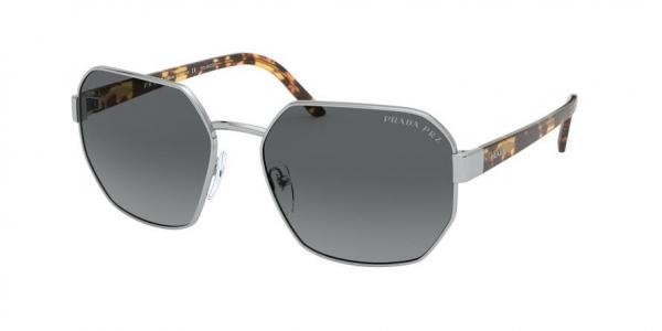 PRADA PR 54XS MILLENNIALS style-color 1BC5W1 Silver