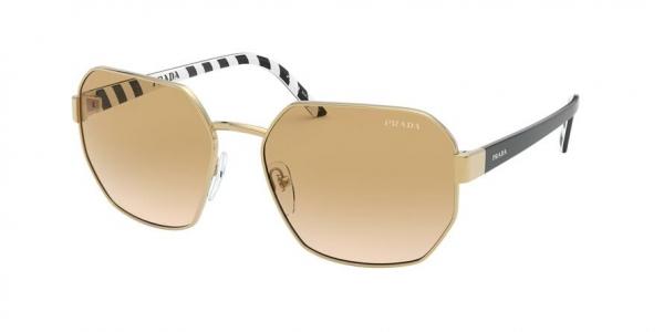 PRADA PR 54XS MILLENNIALS style-color 5AK232 Gold