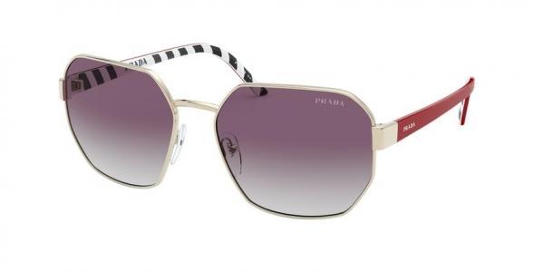 PRADA PR 54XS MILLENNIALS style-color ZVN4W1 Pink Gold