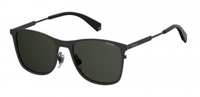 POLAROID CORE PLD 2051/S style-color Black 0807 / gray cp