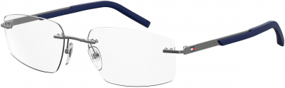 TOMMY HILFIGER TH 1691 style-color Rust Blue Rust 0V84