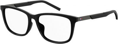 TOMMY HILFIGER TH 1701/F style-color Black 0807