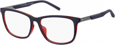 TOMMY HILFIGER TH 1701/F style-color Blush Red White 08RU