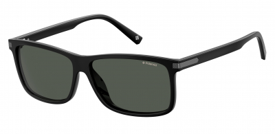 POLAROID CORE PLD 2075/S/X style-color Black 0807