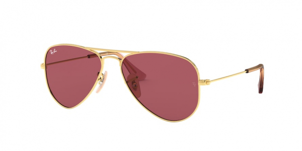 RAY-BAN RJ9506S JUNIOR AVIATOR style-color 281/75 Gold
