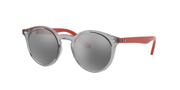 RAY-BAN RJ9064S style-color 70636G Transparent Grey